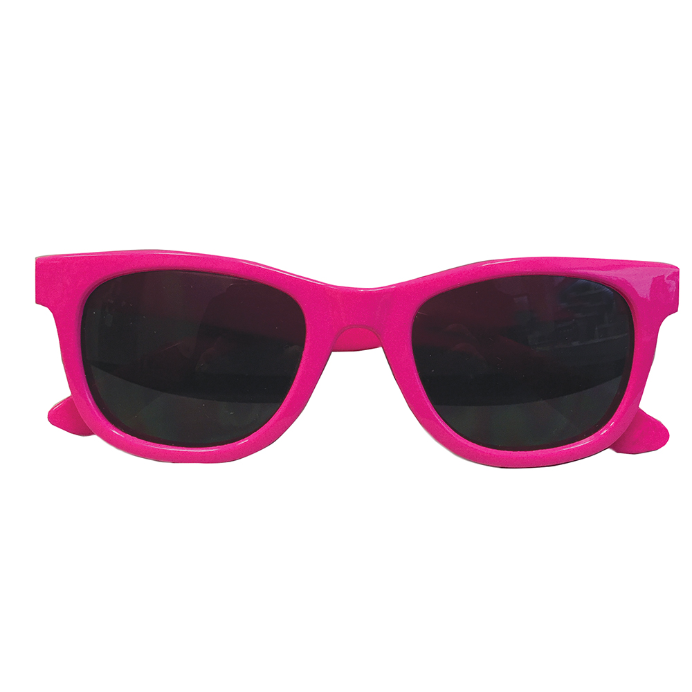 Sunglasses - Toddler - Pink Wayfarer